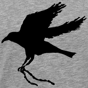 Raven Chain Men - Men's Premium T-Shirt