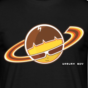 Saturn Boy - Men's T-Shirt