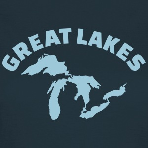 Great Lakes T-Shirts - Frauen T-Shirt