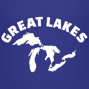 Great Lakes T-Shirts - Teenager Premium T-Shirt