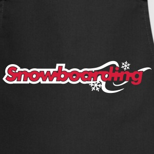 Snowboarding  Aprons - Cooking Apron
