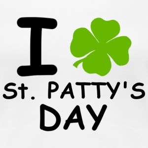 I st patty's day T-Shirts - Women's Premium T-Shirt
