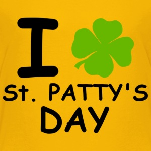 I st patty's day T-Shirts - Kinder Premium T-Shirt