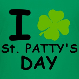I st patty's day Tee shirts - T-shirt Premium Ado