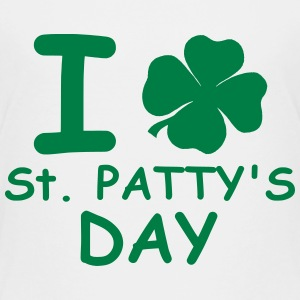 I st patty's day Skjorter - Premium T-skjorte for barn