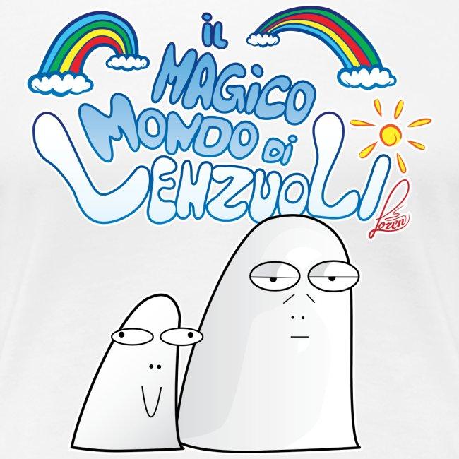 Il Magico Mondo di Lenzuoli xF
