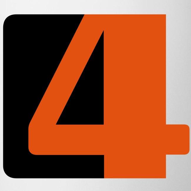 """The 4"" Tasse"