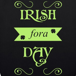 irish fora day Bags & Backpacks - EarthPositive Tote Bag