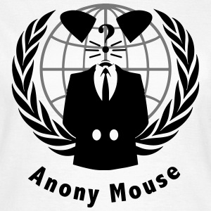 anony mouse v2 T-Shirts - Women's T-Shirt