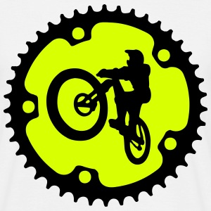 MTB Mountainbike jump T-Shirts - Men's T-Shirt