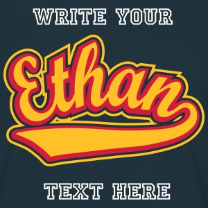 Ethan - T-shirt Personalised with your name T-Shirts - Men's T-Shirt