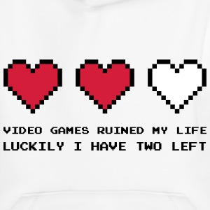 Video Games Ruined My Life Sweats - Pull à capuche Premium Enfant