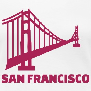 San Francisco T-Shirts - Frauen Premium T-Shirt