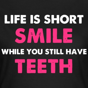 Smile T-Shirts - Women's T-Shirt