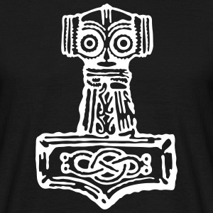 Thor's hammer - Men's T-Shirt