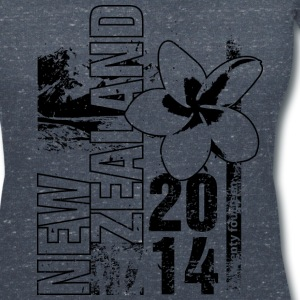 New Zealand 2014 T-shirts - Vrouwen T-shirt met V-hals