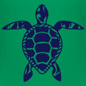 A sea turtle  Shirts - Kids' Premium T-Shirt