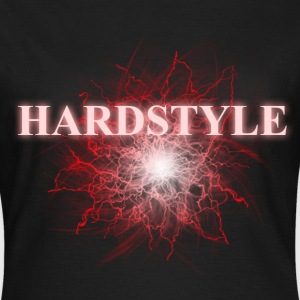hardstyle_red T-shirts - T-shirt dam