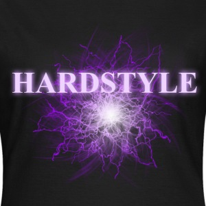 hardstyle_purple T-shirts - Vrouwen T-shirt
