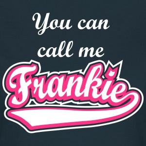 Frankie - T-shirt Personalised with your name T-Shirts - Women's T-Shirt