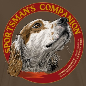 sc_english_setter T-Shirts - Men's Premium T-Shirt