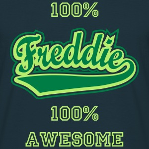 Freddie - T-shirt Personalised with your name T-Shirts - Men's T-Shirt
