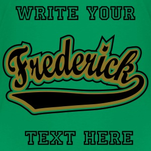 Frederick - T-shirt Personalised with your name Shirts - Kids' Premium T-Shirt