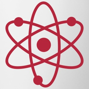 science symbol / nerd Flessen & bekers - Mok