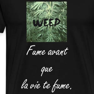 Weed by NeoZ Tee shirts - T-shirt Premium Homme