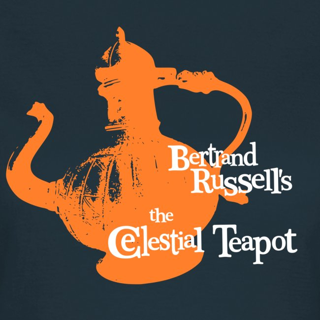 Bertrand Russell's - the Celestial Teapot