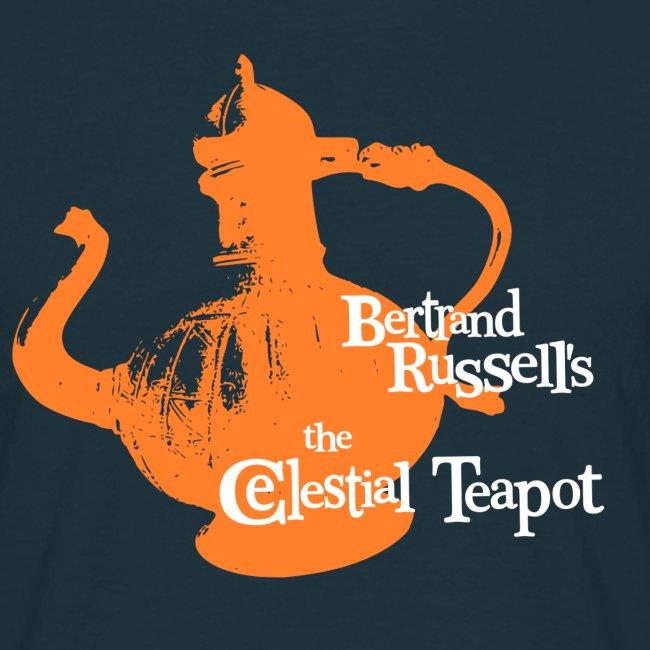 Bertrand Russell's - the Celestial Teapot