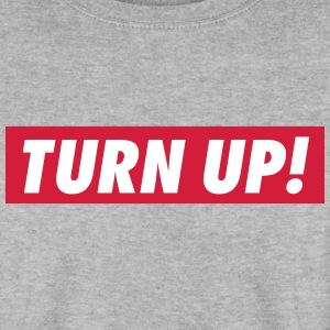 Turn up Pullover & Hoodies - Männer Pullover