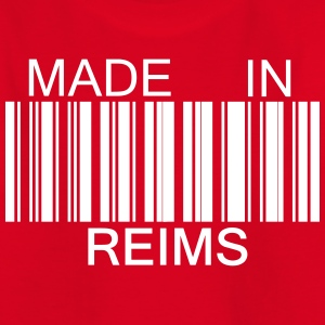 Made in Reims 51 Tee shirts - T-shirt Ado