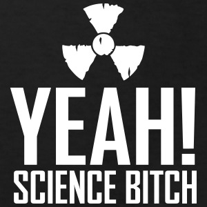 yeah science b!tch radioactive ii Shirts - Kinderen Bio-T-shirt