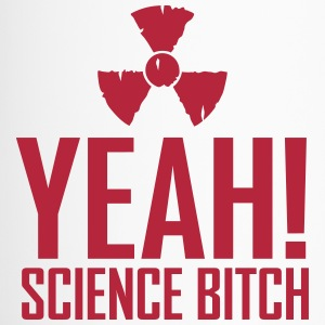 yeah science b!tch radioactive ii Bouteilles et tasses - Mug thermos