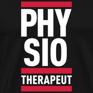 Physiotherapeut T-Shirts - Männer Premium T-Shirt