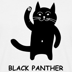 Black Panther - Männer T-Shirt