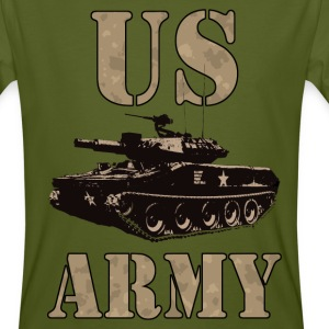 US Army 01 Tee shirts - T-shirt bio Homme