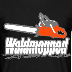 Waldmopped T-Shirts - Men's T-Shirt