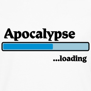 Apocalypse loading Tee shirts manches longues - T-shirt manches longues Premium Homme