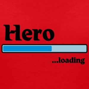 Hero loading T-Shirts - Women's V-Neck T-Shirt