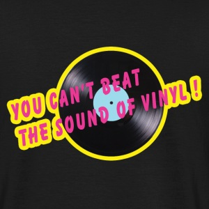 sound of vinyl Tee shirts - T-shirt Homme