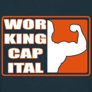 Working capital T-Shirts - Männer T-Shirt