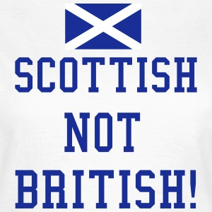 Scottish T-Shirts - Women's T-Shirt