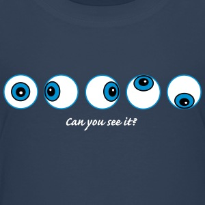 Augen (b) T-Shirts - Teenager Premium T-Shirt