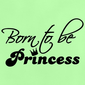 Born to be a princess T-shirts - Baby T-shirt