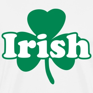 Irish - Ireland T-shirts - Herre premium T-shirt