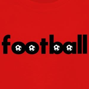 football Long Sleeve Shirts - Kids' Premium Longsleeve Shirt