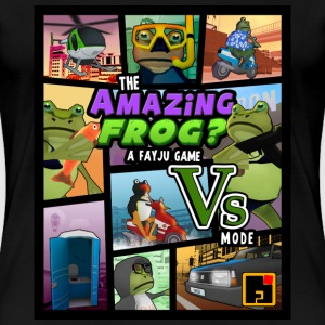 Amazing Frog CTA theme - Women's Premium T-Shirt