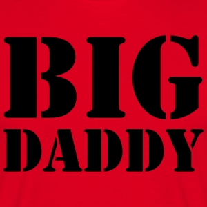 Big Daddy T-skjorter - T-skjorte for menn